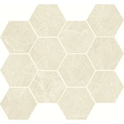 Museo 41 - Hexagon Mosaic Polished