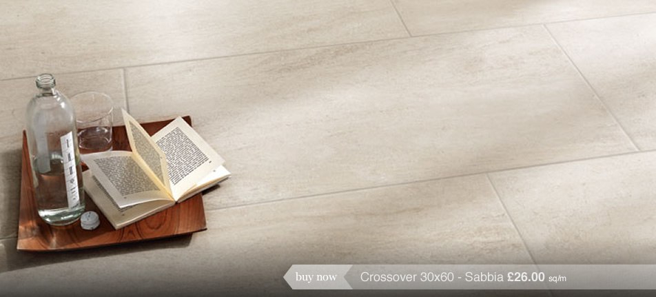 Crossover - 30x60 - Light Beige